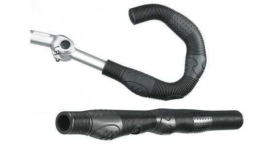Humpert Buffalo Ergo-Vario Cykelhåndtag 410 mm sort